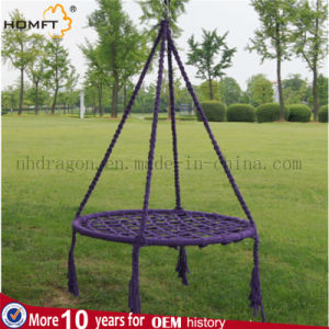 Cotton Rope Soft Swing Hanging Chair pictures & photos