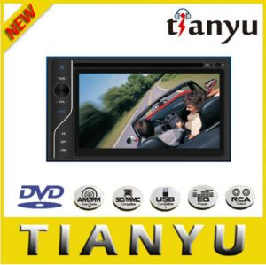 6.2 Inch Double DIN Car Navigation 6210 pictures & photos