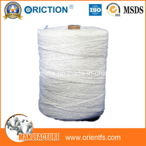 4300 Heat Resistant Material Stainless Steel Reinforced Ceramic Fiber Yarn Price pictures & photos