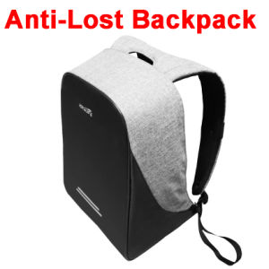 Anti-Lost Backpack Fashion Style APP Alarm pictures & photos