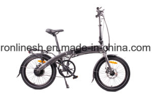 Gates Carbon Belt Driven 250W/350W/500W Foldable Electric Bicycle/Electric Bike/Pedelec/E Bike/Belt Drive E Bicycle with En15194 pictures & photos