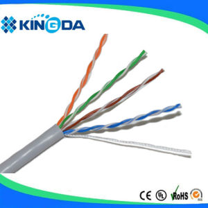 UTP Cat5e CAT6 LAN Cable Network Cable Made in China - China UTP ...