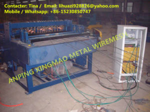 China Supplier 3m Width CNC Welded Wire Mesh Machine (XM-45) pictures & photos