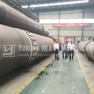 Yuhong Rotary Kiln for Burning City Life Garbage pictures & photos