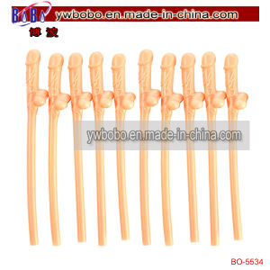 Hen Party Supply Straws Halloween Carnival Christmas Party Items (BO-5534) pictures & photos