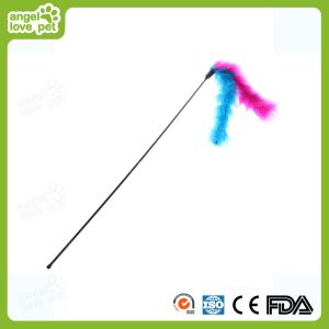 Colorful Feather Cat Teaser, Pet Toy pictures & photos