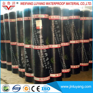 Polyester Reinforced APP Modified Bitumen Waterproof Membrane for Basement
