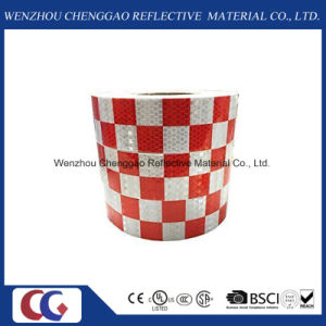 High Intensity Chequer Reflective Tape High Viz Self-Adhesive Color