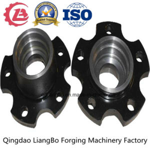 High Quality Customized Steel Forging Parts Made in China Manufacturer