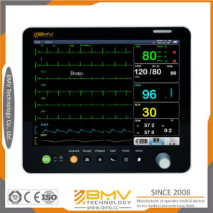 Veterinary ECG Monitor Multi-Parameter Equipment (bmo310) pictures & photos