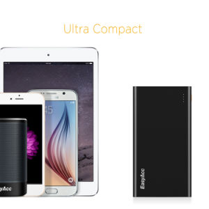 Easyacc 15000mAh External Battery Power Bank for Restaurant pictures & photos