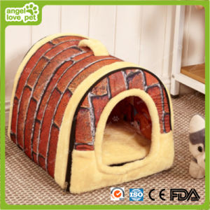 Cat Fashion Folded House with Cushion pictures & photos
