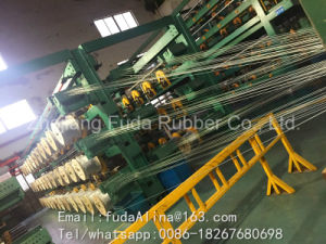 China Wholesale Websites Belt Vulcanizing Line and Steel Cord Conveyor Belt Press pictures & photos