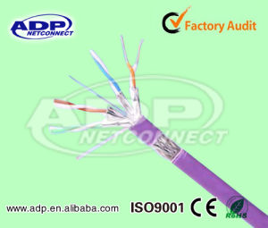 High End LAN Cable Ufftp/F (FTP) S (FTP) CAT6A/Cat7 Cable/ Fluke Pass pictures & photos