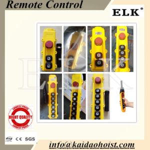 Remote Control/Wireless Control/Switch/Dual Speeds Remote Control = for Crane pictures & photos