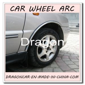 0.9in Car Wheel Arc Protecting Car Wheels From Dings and Sratches pictures & photos