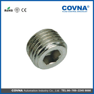Bd Series Plug Brass Fittings Air Metal Fittings
