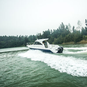 Fiberglass High Speed Leisure Boat pictures & photos
