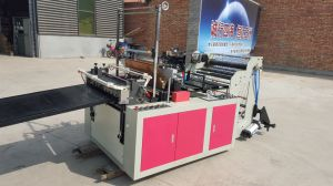 Automatic Bottom Sealing Bag Making Machine (single channel) pictures & photos