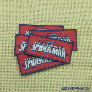 Factory Custom High Quality Woven Badges 221