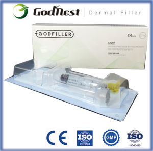 Ha Filler Injections Light 2.0ml with Ce0434 Certificated