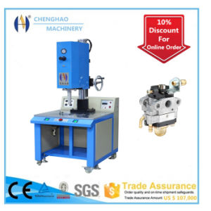 Ultrasonic Plastic Welding Machine for Plastic Filter Welding with Ce Approved