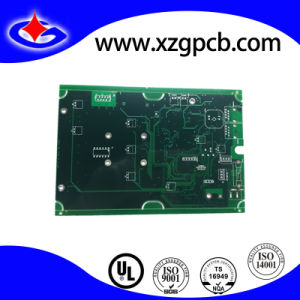 4 Layer Fr4 Tg170 PCB Circuit Board with Peelable Mask pictures & photos