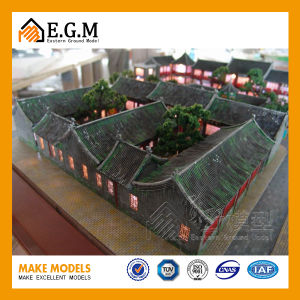Architectural Modeling Building Model Maker/Exhibition Models/Ancient Architecture Model