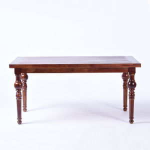 Continental Casual Style Wood Dining Tables