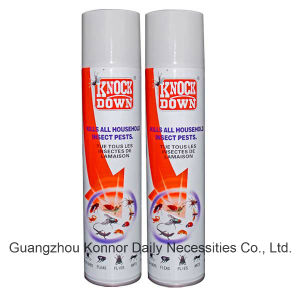 Knock Down Mosquito Repellent Killer Insecticide Spray pictures & photos