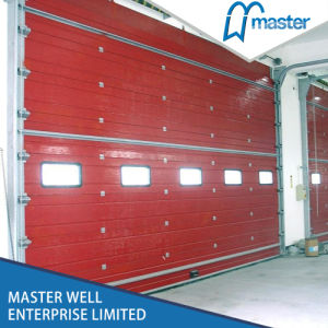 Rolling Steel Horizontal Folding Flexible Industrial Door Waterproof pictures & photos