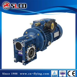 Wj (NMRV) Series Hollow Shaft Worm Gear Boxes for Machine pictures & photos