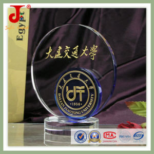 Newest Design Sports 3D Engraving Crystal Gift (JD-CT-415) pictures & photos