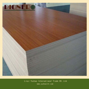 18mm Melamine MDF Board with Competitive Price pictures & photos