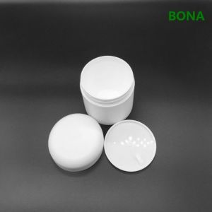 200g White Plastic Cosmetic Packaging Jar pictures & photos