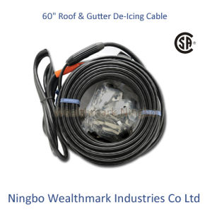 CSA Approved 20′ Roof & Gutter De-Icing Cable pictures & photos