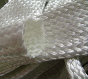 Fiberglass Sleeve Without Coating 30mm for Insulation pictures & photos