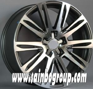 Different Finishing 17-22 Inch Wheel Rim pictures & photos