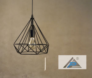 Diamond Vintage Metal Frame Pendant Lamp (C5006138) pictures & photos