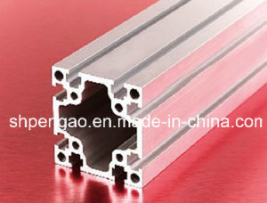 Medium-Duty Big Cavity Upright Aluminum Profile