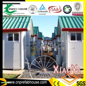 Movable Foldable Prefabricated House for Living pictures & photos