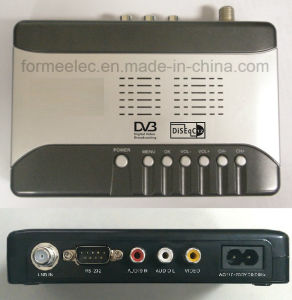 Pocket Receiver DVB-S with Big Head Receiver LED Display pictures & photos
