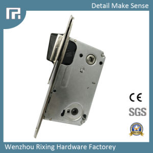 Magnetic Wooden Door Mortise Door Lock Body R04 pictures & photos