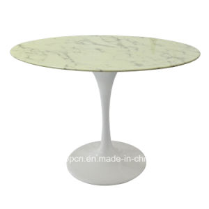 Chinese Style Round Shape Dining Table for Restaurant (SP-GT423) pictures & photos
