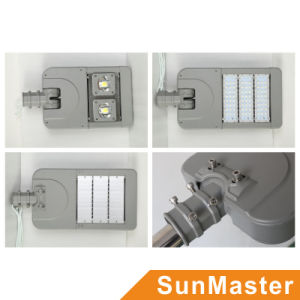 CE RoHS Approved Hot Sale DC/AC Input 96W LED Street Light Model Sld35A-96W pictures & photos