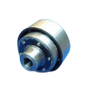 Wgz Type Curved-Tooth Gear Coupling with Braking Wheel