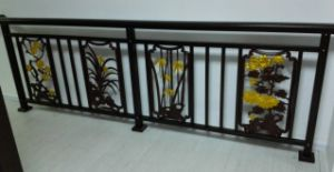 Aluminium Stair Handrail for Hotel Furniture Material pictures & photos