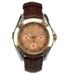 High Quality Luxury Lady Water Resistant Watch Lw-12A