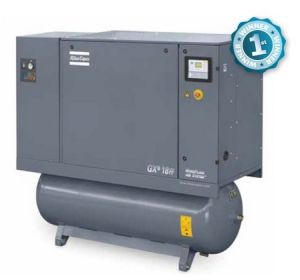 Atlas Copco Oil Injected Screw Air Compressor (GXe7 GXe11 GXe15S)
