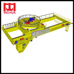 Overhead Material Handling Lifting Equipment with Hook